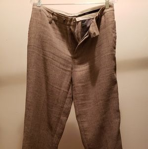 MARC BY MARC JACOBS Cropped Pants in Tan size 6
